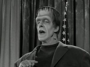 La familia Monster Herman no debe ir al Banco. ver episodio online