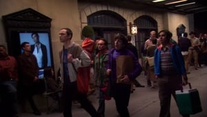 The Big Bang Theory Season 4 Episode 8