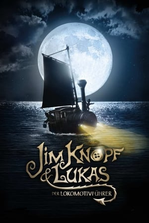 Jim Knopf e Lucas – O Maquinista Torrent, Download, movie, filme, poster