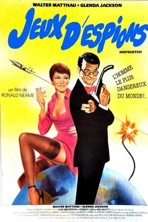 Affiche Jeux d'espions