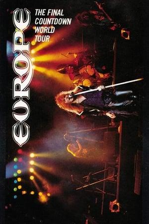 Europe: The Final Countdown World Tour