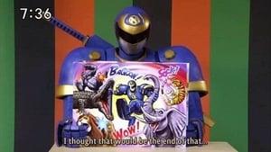 Super Sentai Season 35 : A Flustered Ninja