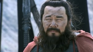 Guan Yu spares Cao Cao at Huarong Trail