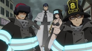 Fire Force Season 2 :Episode 4  Groping Through the Fire