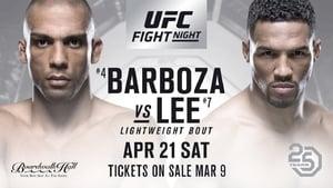 UFC Fight Night 128: Barboza vs. Lee (2018) Poster