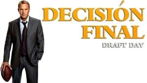 Captura de Decisión final