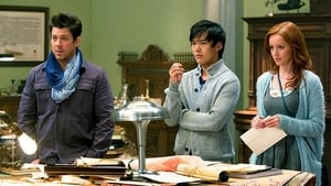 The Librarians: 1×2