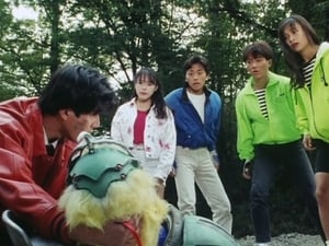 Super Sentai Season 14 :Episode 46  The Whereabouts of Dad and Mom