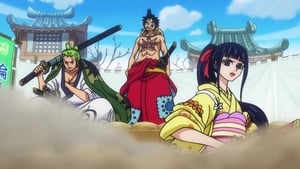 One Piece Season 21 :Episode 904  Luffy Rages! Rescue Otama from Danger!
