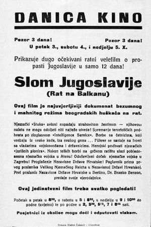 Slom Jugoslavije