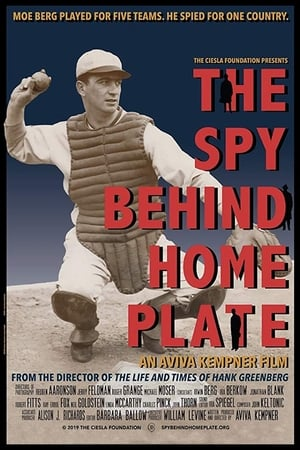 Watch The Spy Behind Home Plate Full Movie