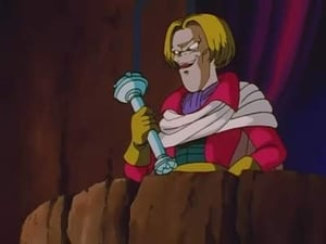 Dragon Ball GT Season 1 :Episode 12  The Last Oracle of Luud