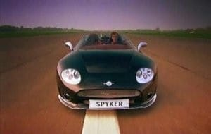 Top Gear Season 4 :Episode 7  Mercedes CL 65 AMG, Spyker C8 Spyder