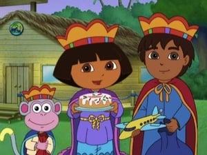 Dora the Explorer Season 5 :Episode 11  Dora Saves Three Kings Day