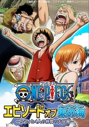 One Piece: Episode of East Blue (2017)