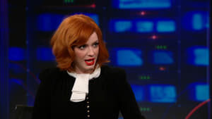 The Daily Show with Trevor Noah Season 18 :Episode 89  Christina Hendricks