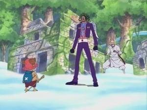 ¡El Juicio del Pantano! Chopper contra el sacerdote Gedatsu