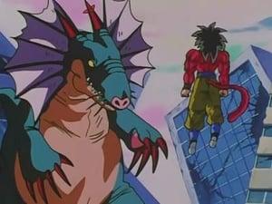 Dragon Ball GT Season 1 :Episode 53  Saying Goodbye