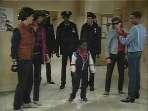 Diff'rent Strokes Season 7 :Episode 4  Undercover Lover