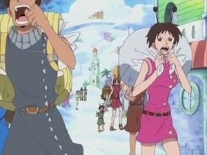 ¡Luffy cae! El Juicio de Dios y el deseo de Nami