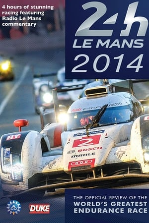 24 Hours of Le Mans Official Review 2014