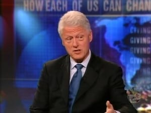 The Daily Show with Trevor Noah Season 12 :Episode 118  Bill Clinton