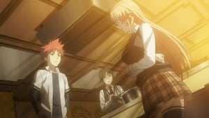 Food Wars! Season 2 :Episode 5  The Secret in the First Bite