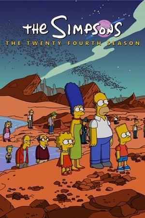 Regarder Les Simpson Saison 24 Streaming