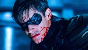 Titans Season 1 :Episode 7  Asylum