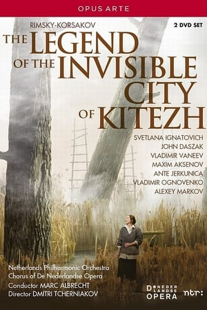 The Legend of the Invisible City of Kitezh