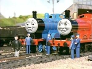 Thomas & Friends Season 1 :Episode 8  James & The Coaches
