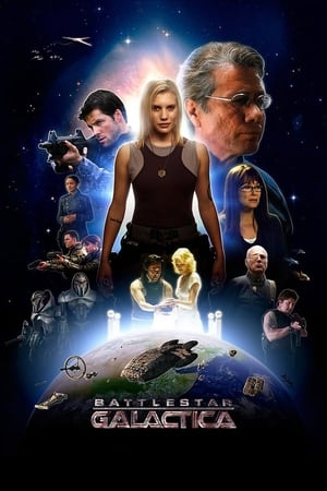Battlestar Galactica - The Mini Series (2003)