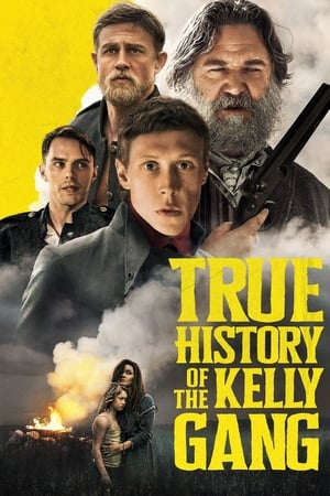 Affiche True History of the Kelly Gang