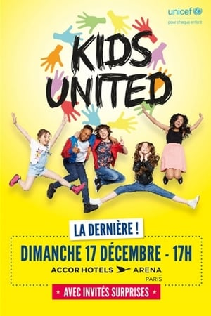 KIDS UNITED - LE CONCERT EVENEMENT - 17-12-2017