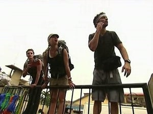 The Amazing Race Season 17 :Episode 2  A Kiss Saves the Day