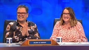 8 Out of 10 Cats Does Countdown Season 18 :Episode 4  Rob Beckett, Alan Carr, Sarah Millican, Nick Mohammed