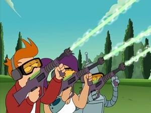 Capture Futurama Saison 1 épisode 6 streaming