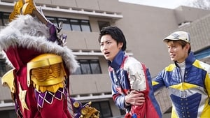 Super Sentai Season 41 :Episode 11  The 3 KyūTama That Will Save the Galaxy