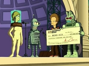 Capture Futurama Saison 3 épisode 13 streaming
