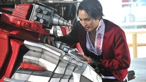 Super Sentai Season 43 :Episode 37  Birth of the Scariest Tag!