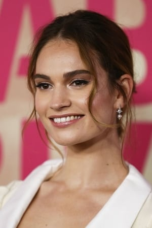 Lily James Photo
