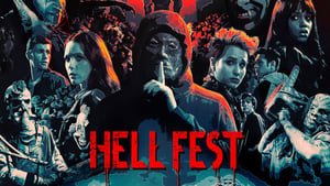 Hell Fest (2018) Poster