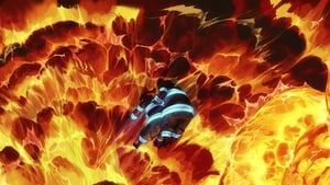 Fire Force Season 1 :Episode 5  The Battle Begins