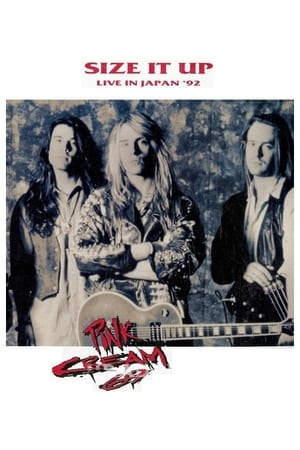 Pink Cream 69 - Size It Up Live In Japan