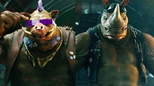Capture of Teenage Mutant Ninja Turtles: Out of the Shadows