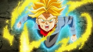 I'll Protect the World! Trunks' Angry Super Power Explosion!!