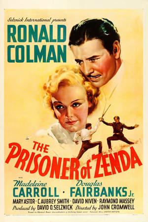 Affiche The Prisoner of Zenda