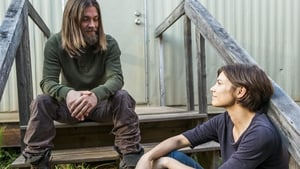 Episodio TV Online The Walking Dead HD Temporada 7 E14 El otro lado