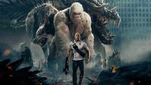Rampage (2018) BRRip Full Hindi Dubbed Movie Watch Online