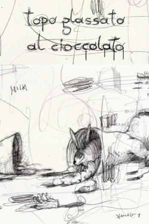 Topo glassato al cioccolato